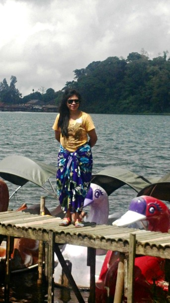 Danau Beratan - Tabanan - Bali, 16 Mei 2014