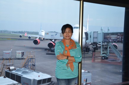 Menuju Thailand